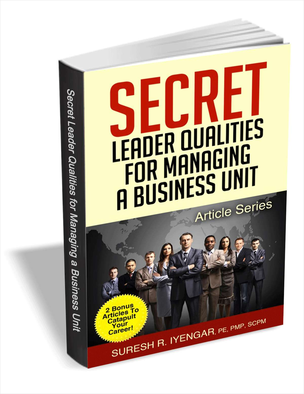 Secret Leader Qualities for Managing a Business Unit