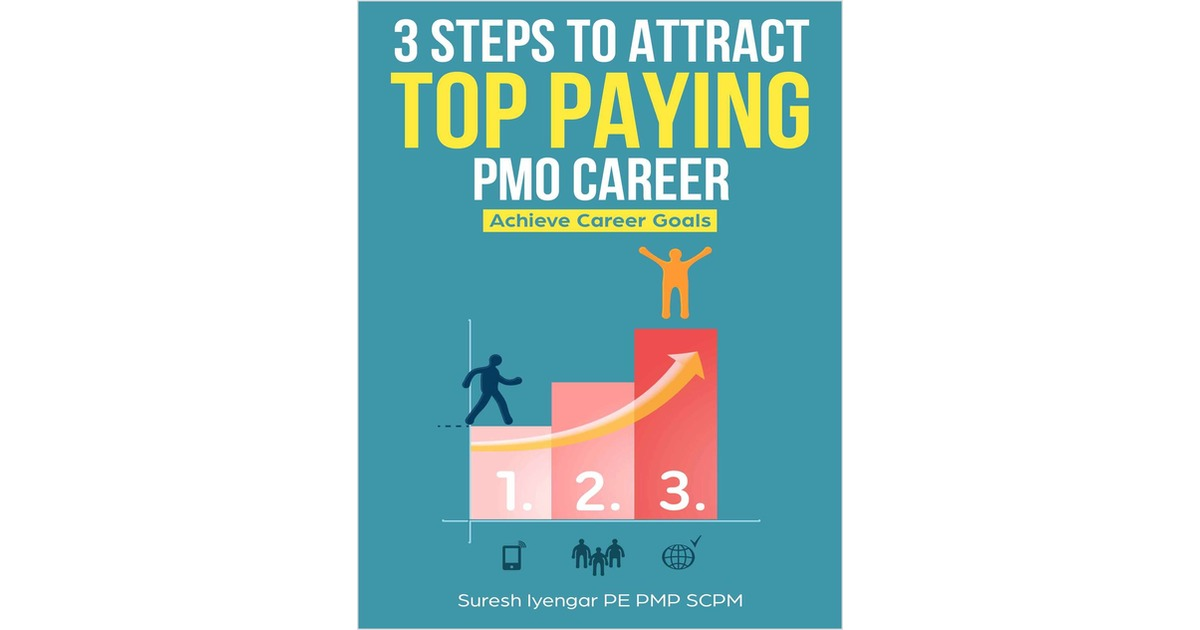 3 Steps to Attract Top Paying PMO Career, Free Business Unit