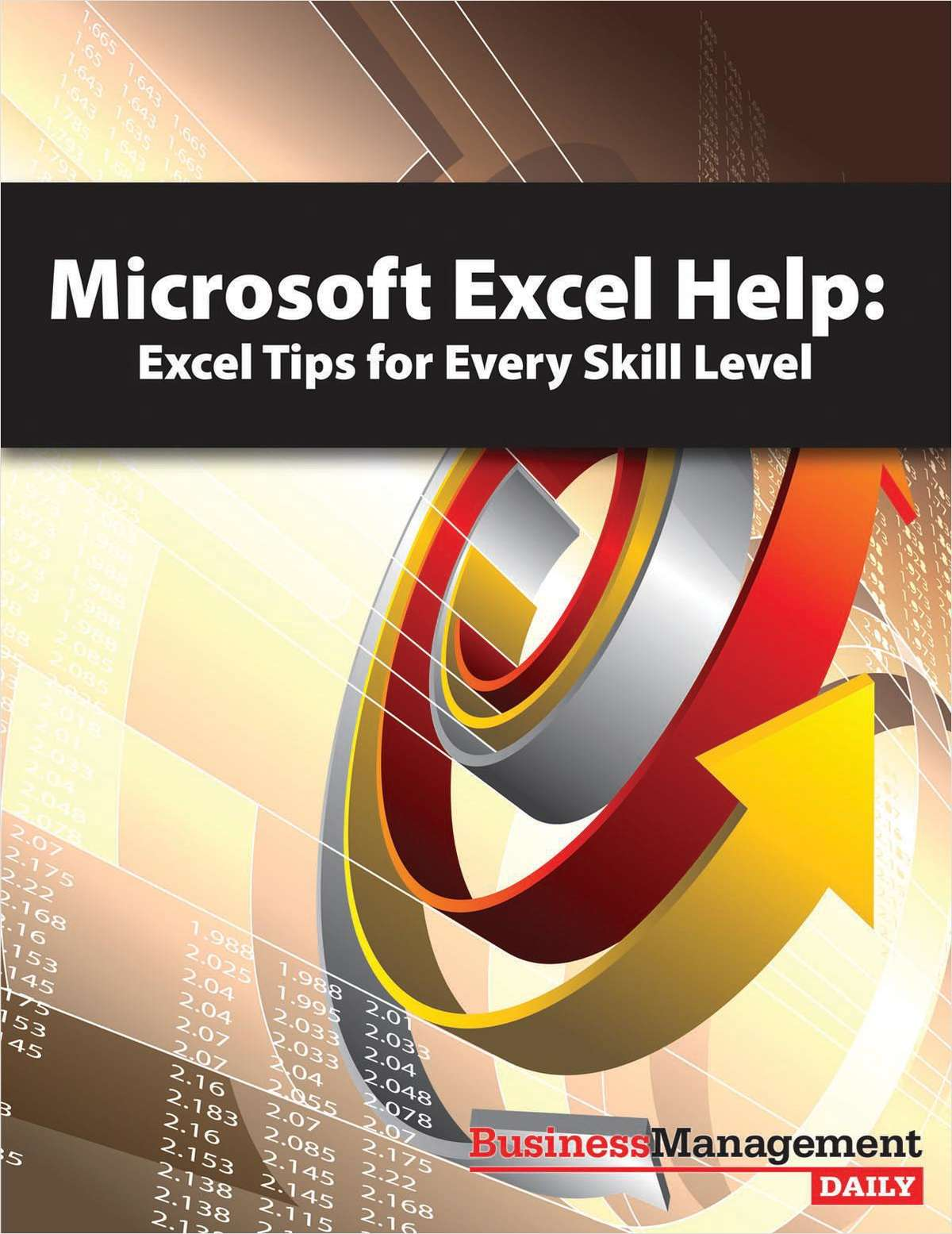 Microsoft Excel Help: Excel Tips for Every Skill Level