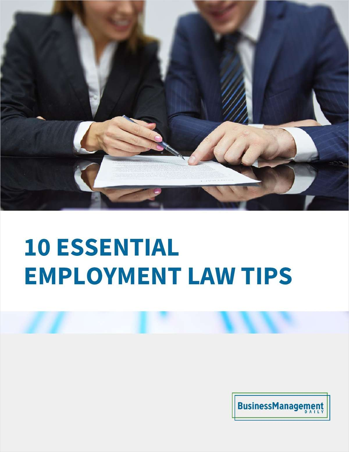 10 Essential Employment Law Tips