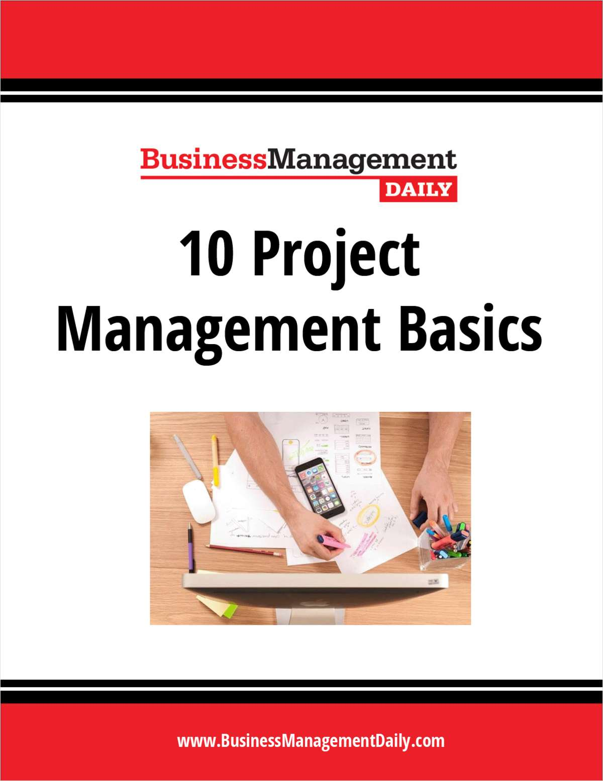 10 Project Management Basics