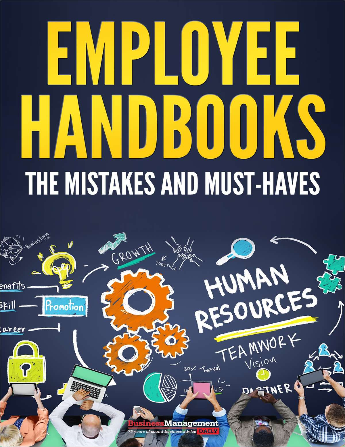 Employee Handbooks: The Mistakes and Must-Haves