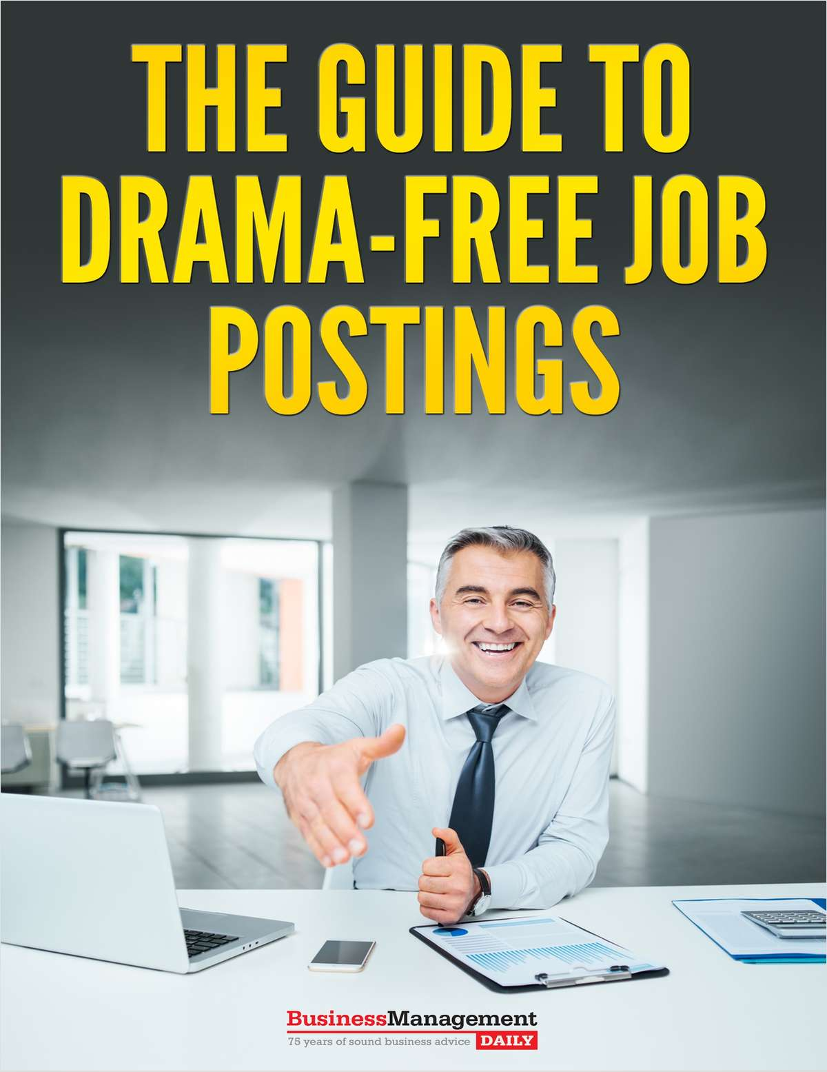 The Guide to Drama-Free Job Postings