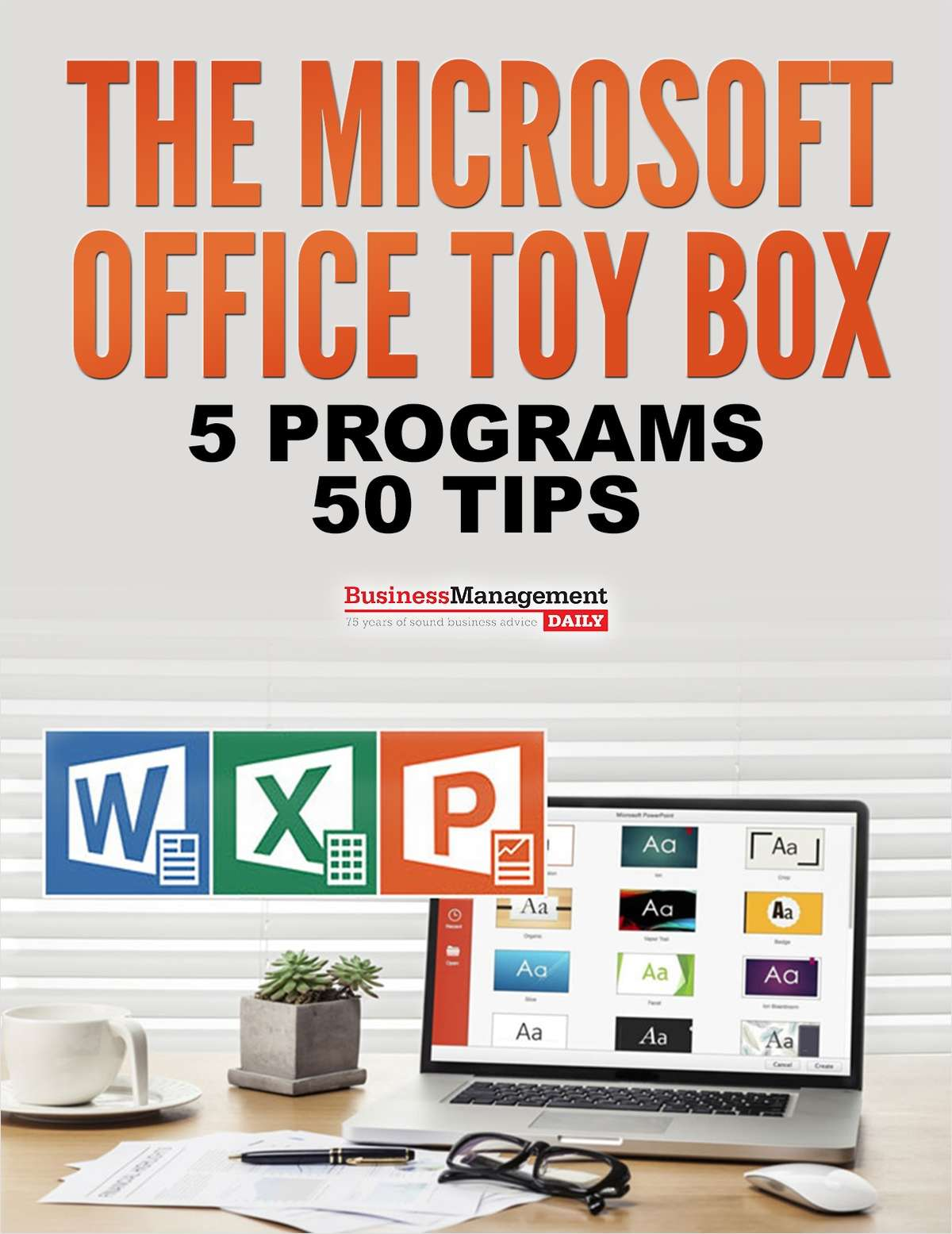 The Microsoft Office Toy Box - 5 Programs, 50 Tips