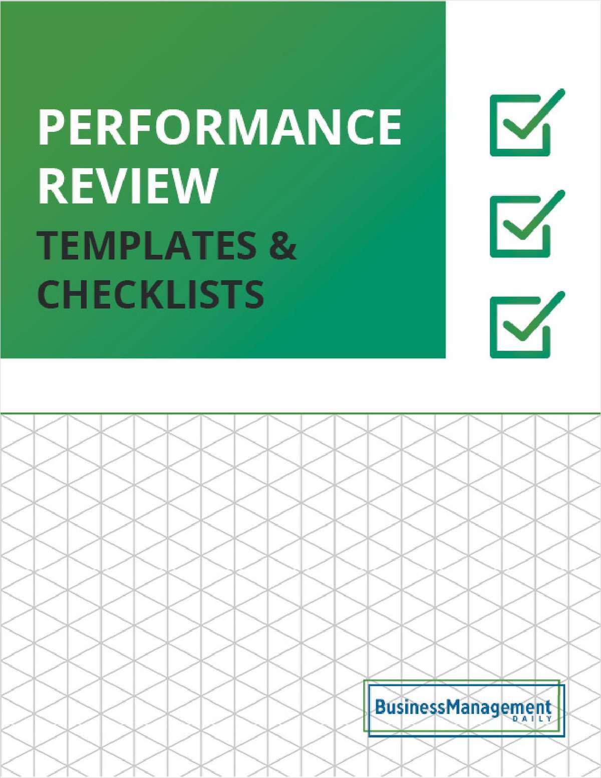 Performance Review Documents