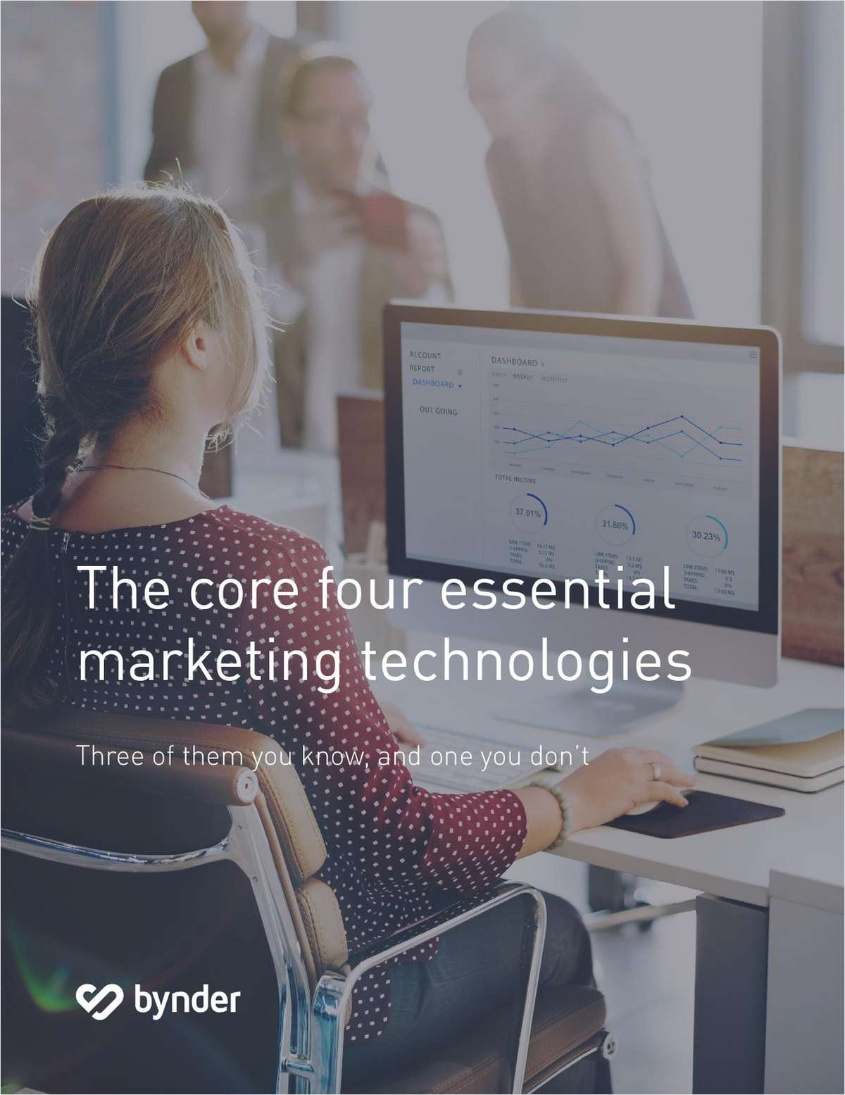 The Core Four: Essential Marketing Technologies