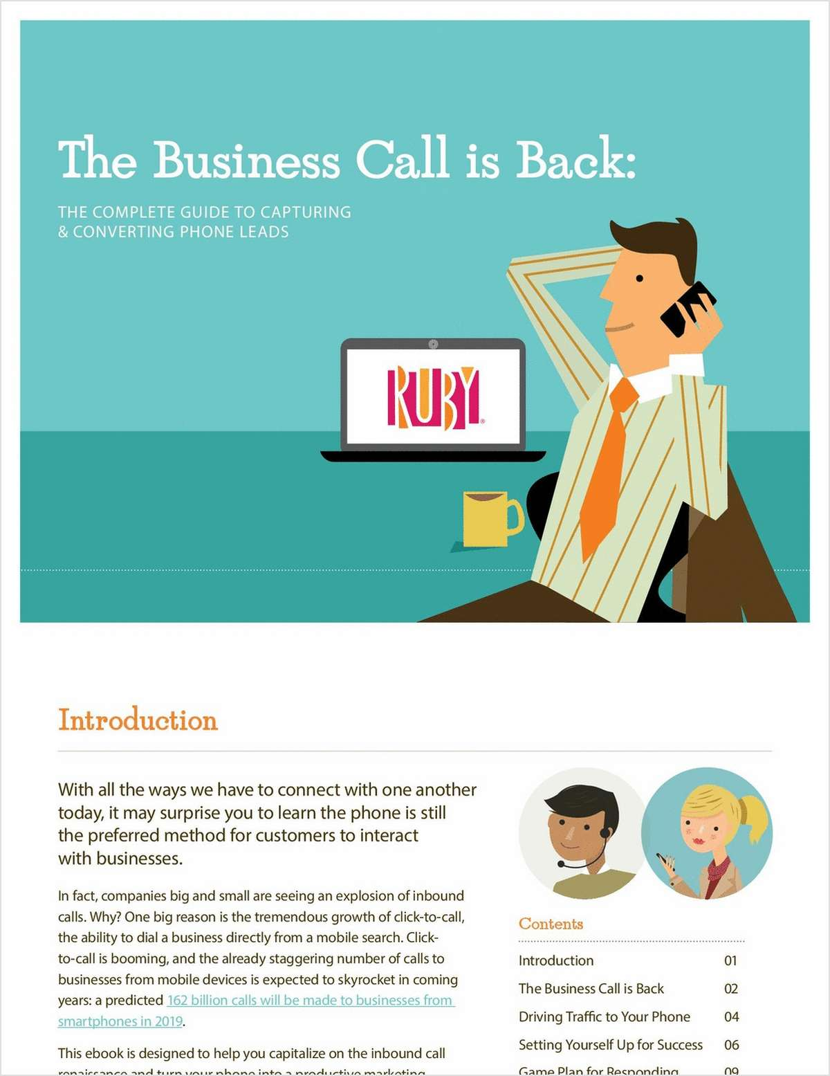 Capturing and Converting Phone Leads
