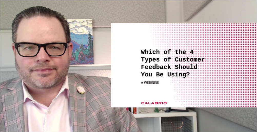 Which of the 4 Types of Customer Feedback Should You be Using?