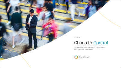 Chaos to Control: An Exploration of Modern Critical Event Management Use Cases