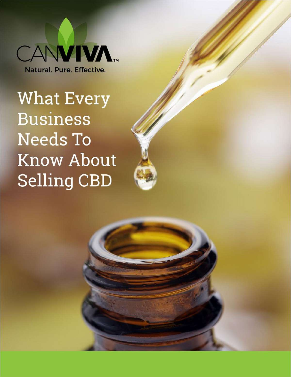 Big Relief, Big Profits: Why Your Business Should Sell CBD Products