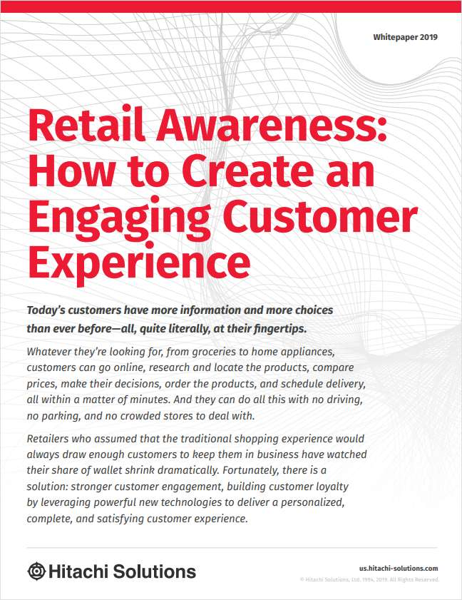 How To Create An Engaging Customer Experience
