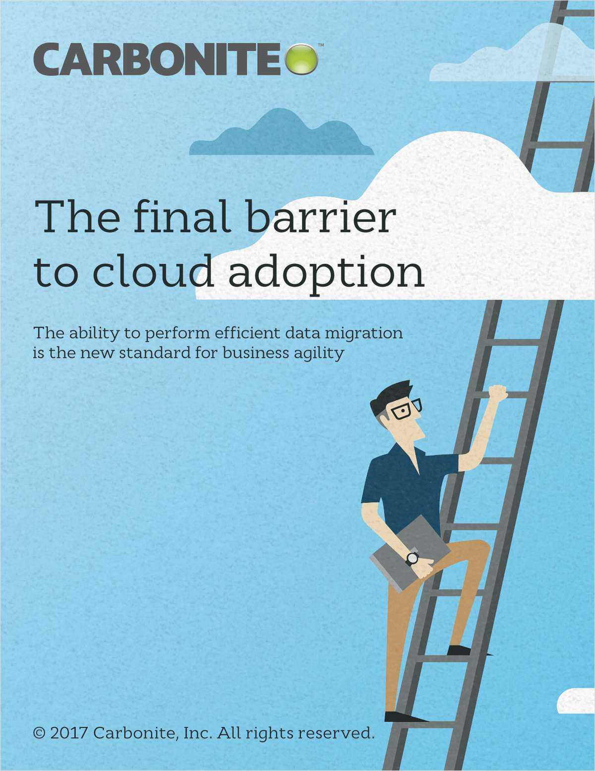 The Final Barrier to Cloud Adoption