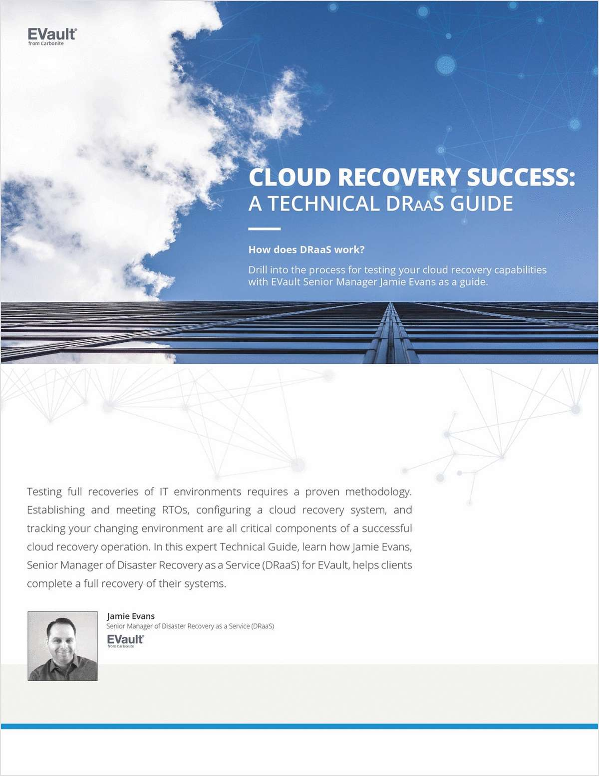 Cloud Recovery Success: A Technical DRaaS Guide