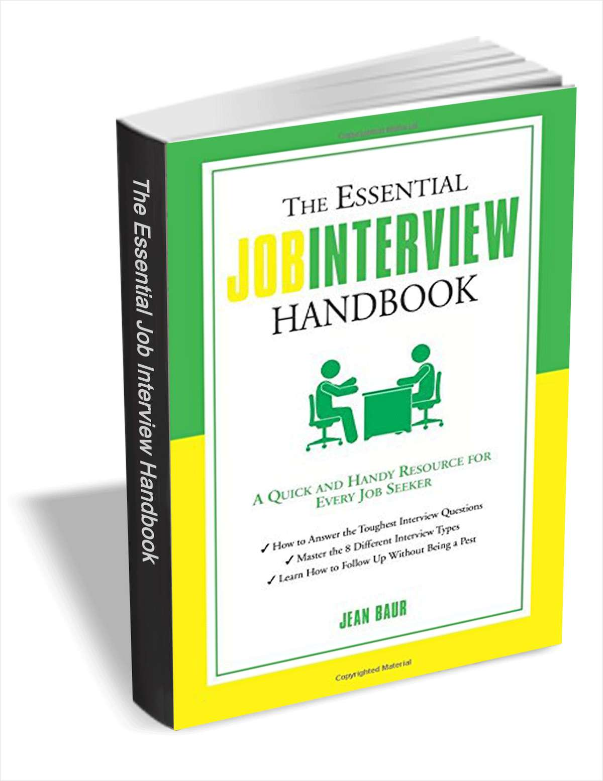 The Essential Job Interview Handbook ($8.50 Value) FREE For a Limited Time