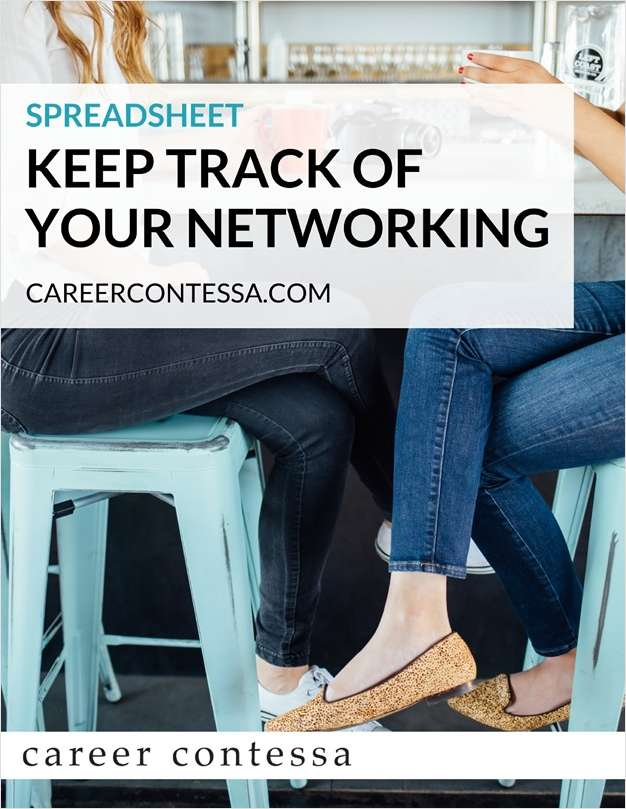 Keep Track of Your Networking