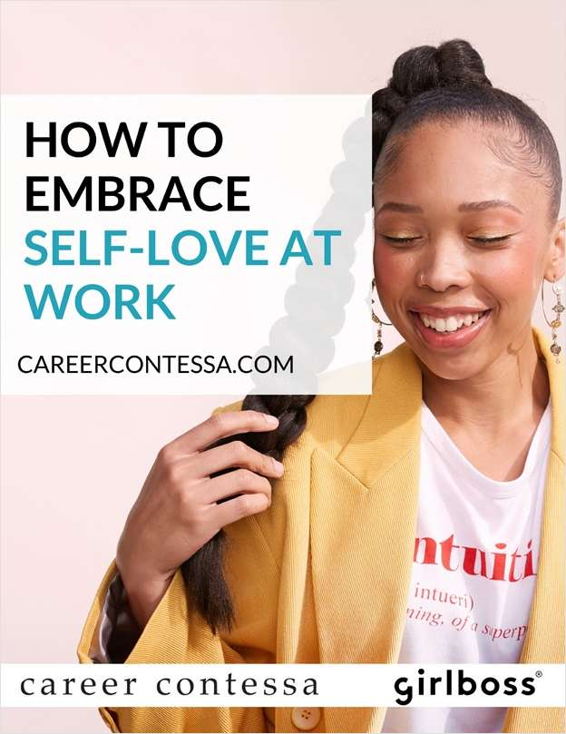 How to Embrace Self-Love at Work