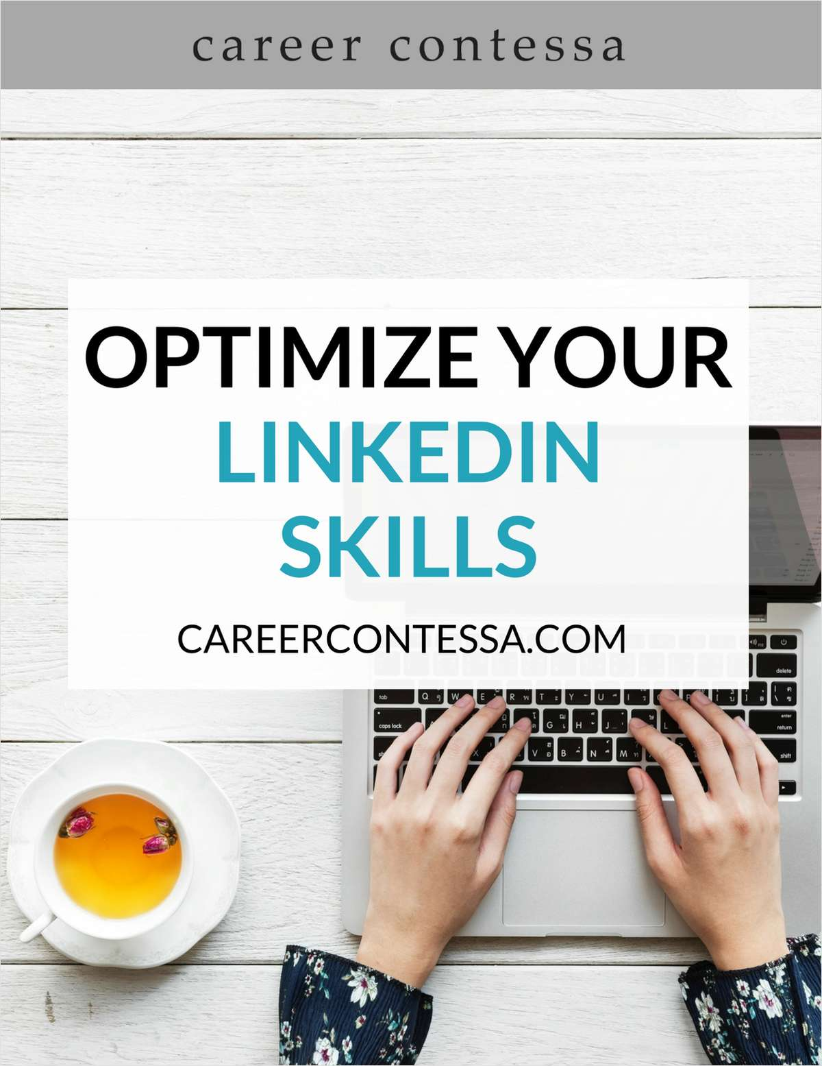 Optimize Your LinkedIn Skills