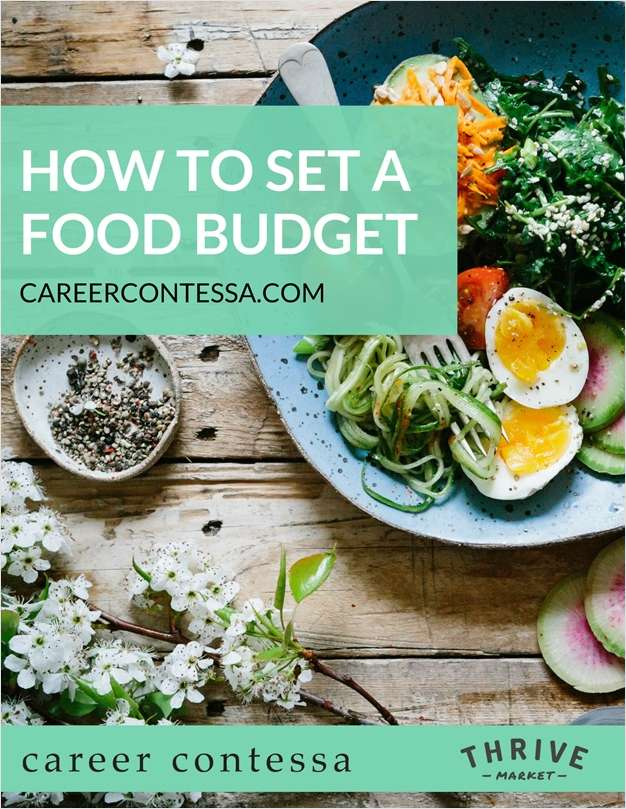 How to Set a Food Budget