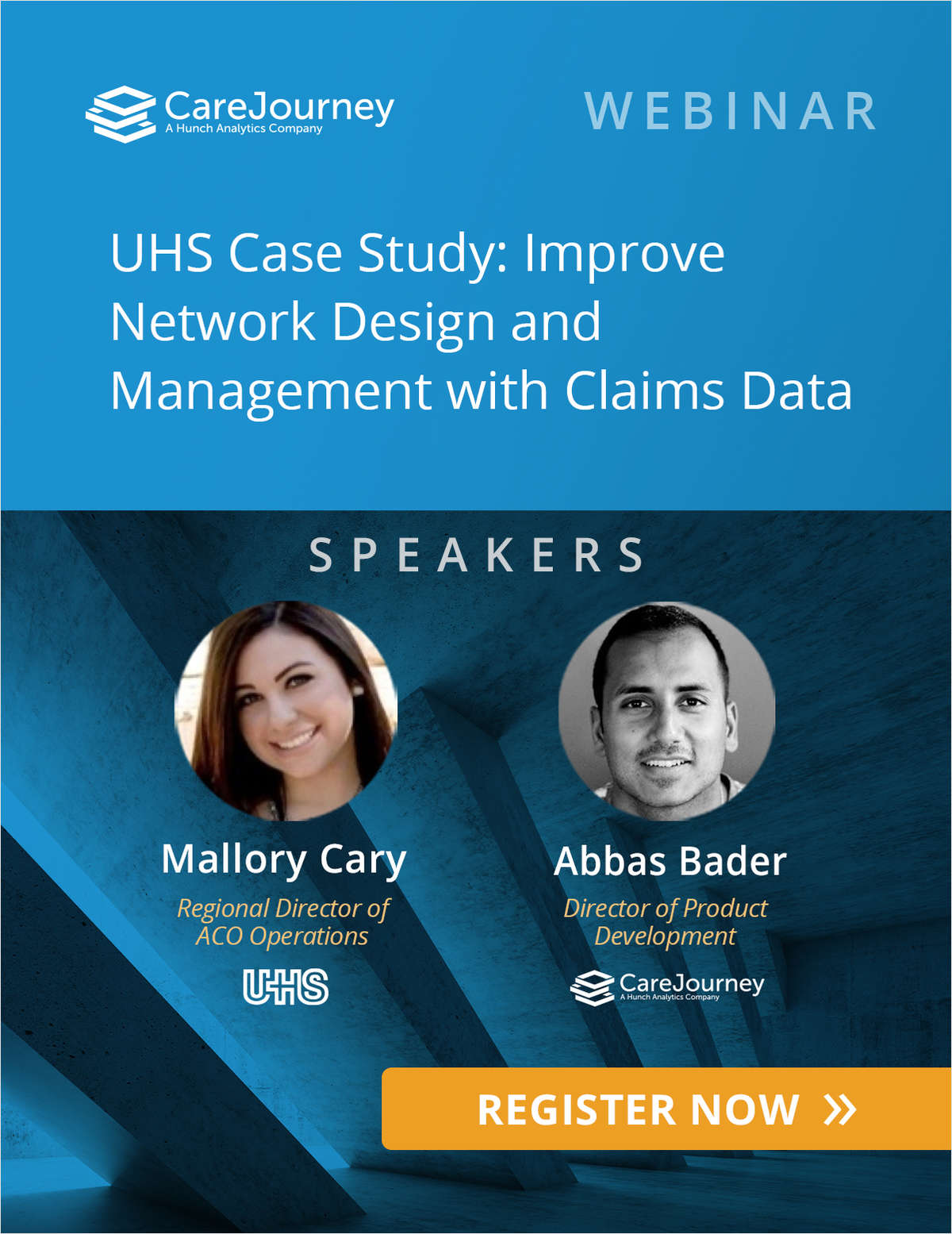 UHS Case Study Webinar: Improve Network Design and Management with Claims Data