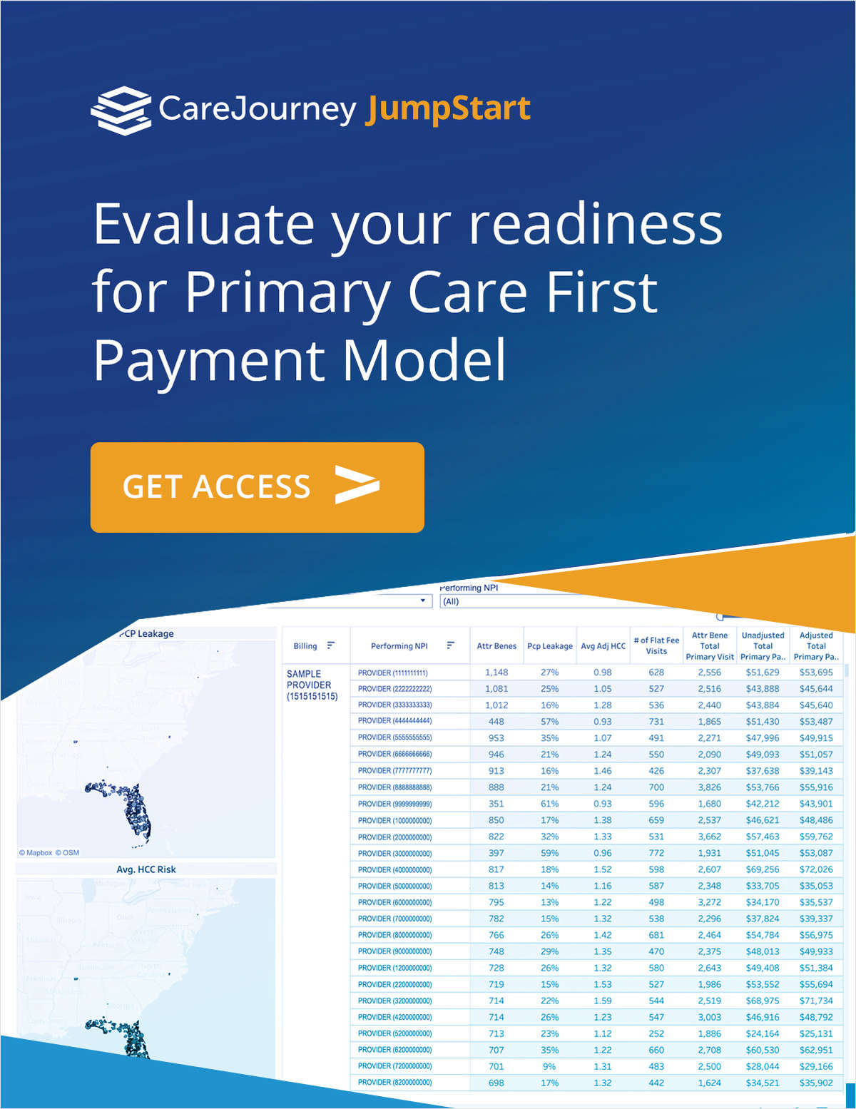 Evaluate your readiness for CMS's Primary Care First Payment Model
