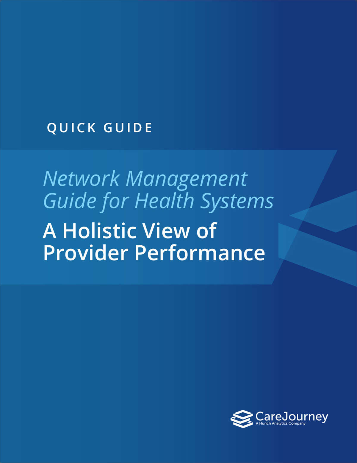Network Management Guide for Health Systems