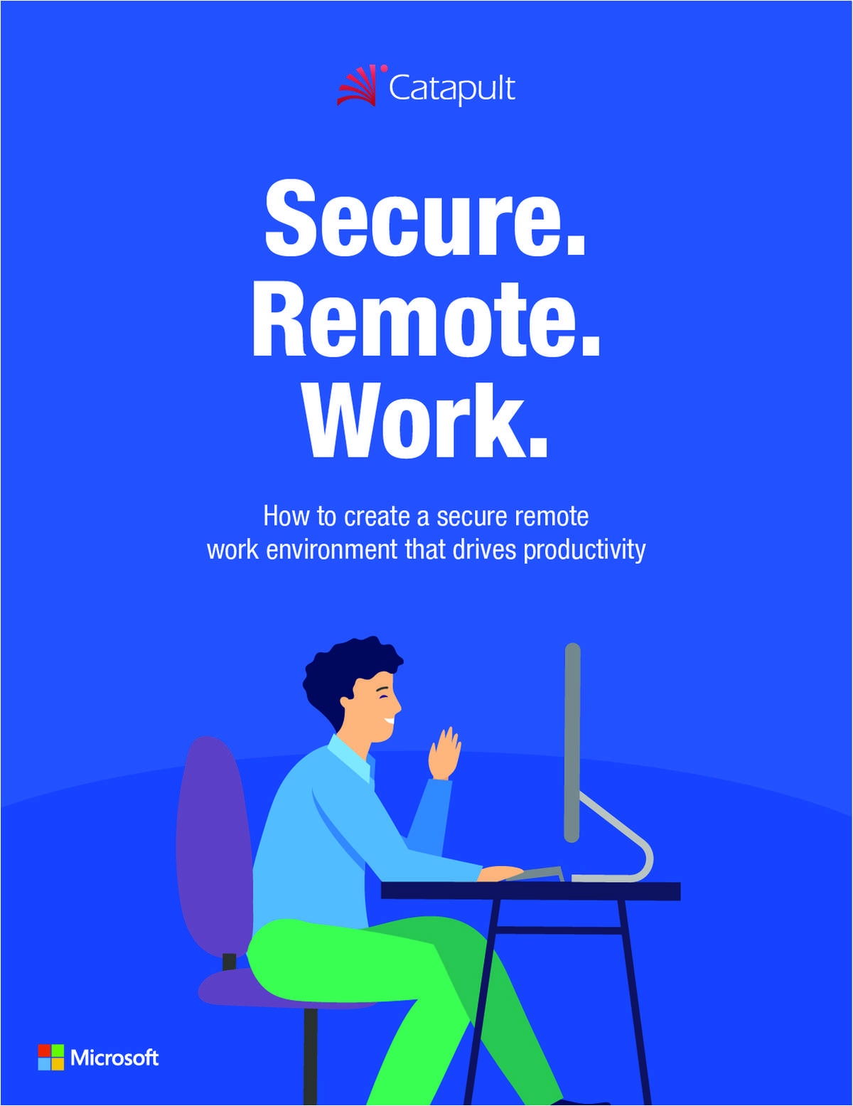 Secure. Remote. Work. eBook.