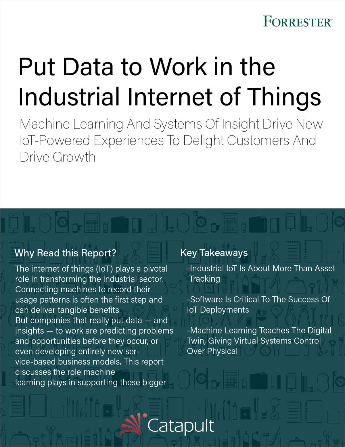 Put Data To Work In The Industrial Internet Of Things