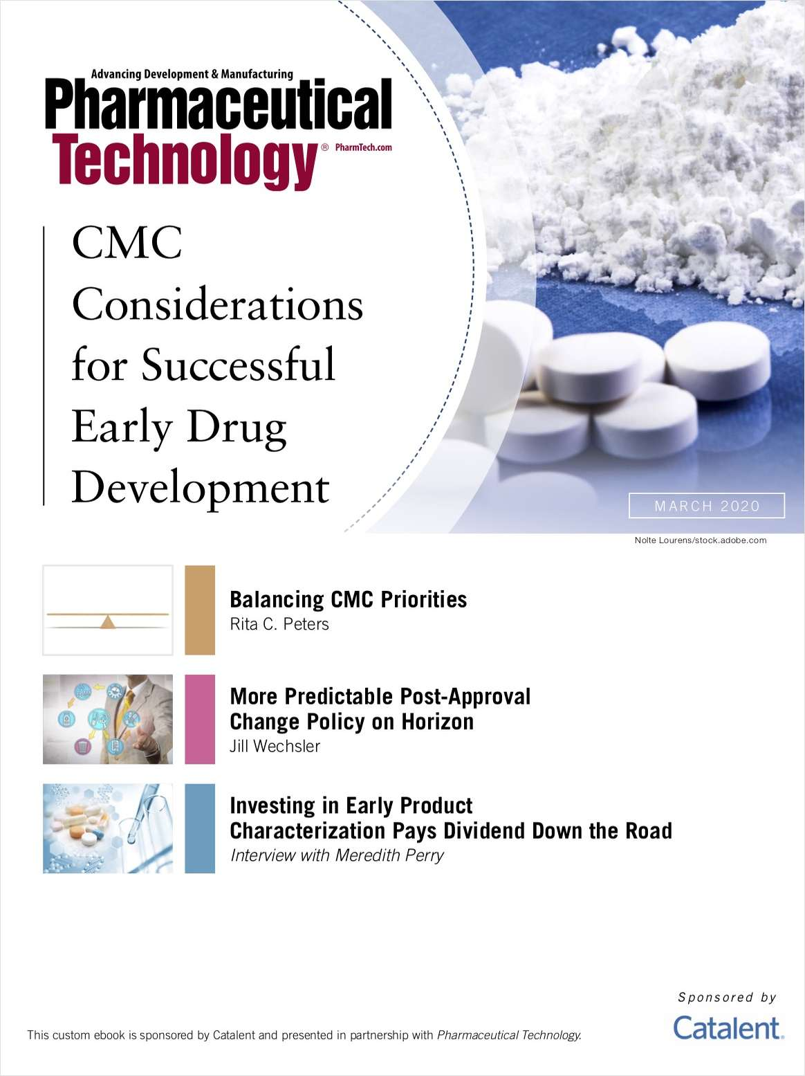 CMC Considerations for Successful Early Drug Development
