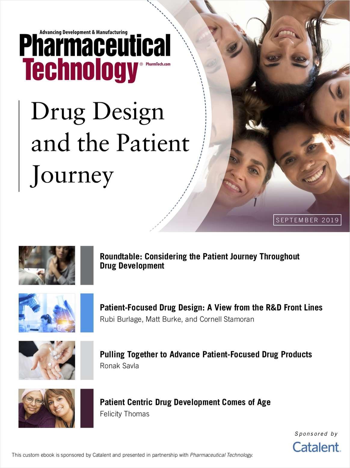 Drug Design and the Patient Journey