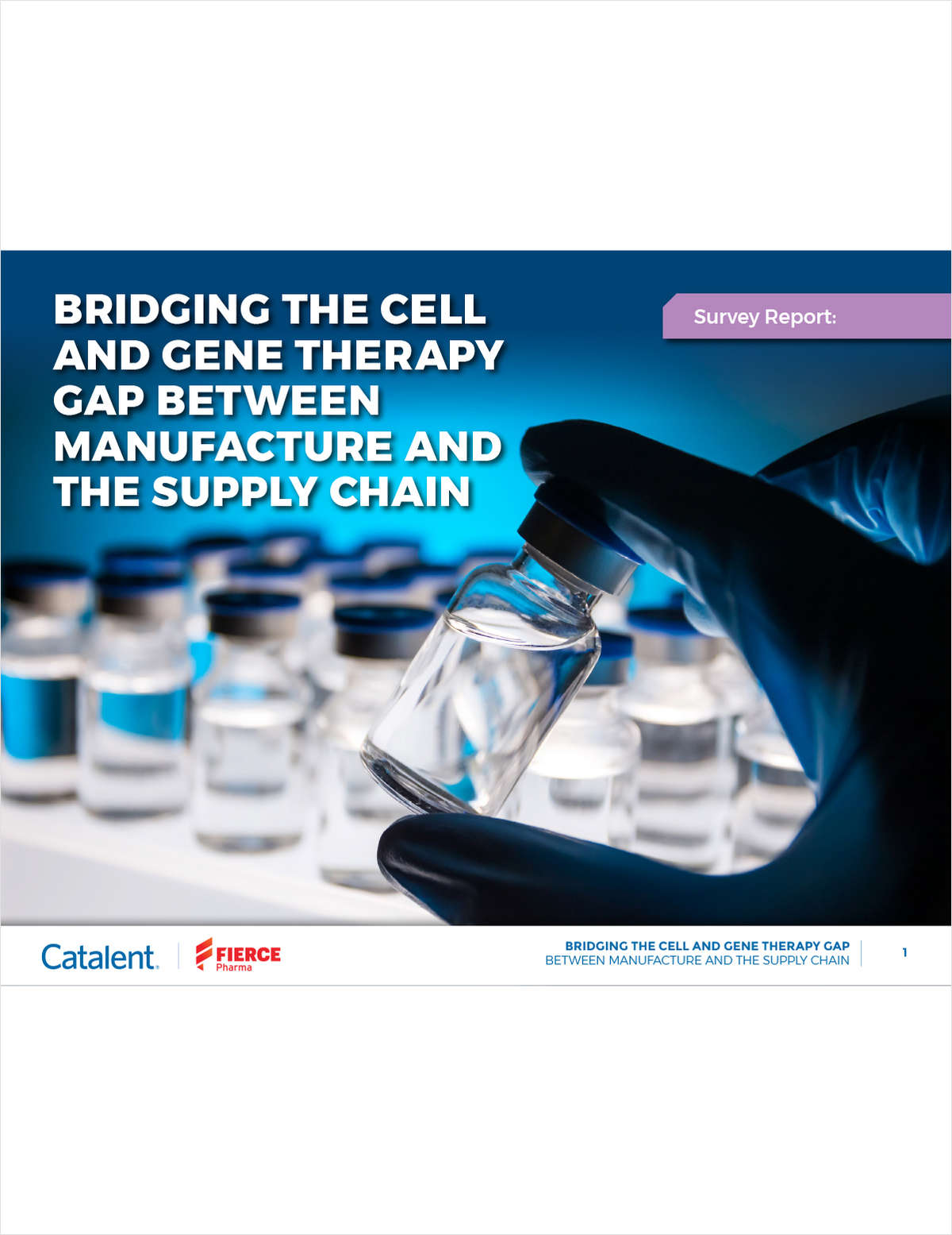Bridging the Cell and Gene Therapy Gap Between Manufacture and the Supply Chain