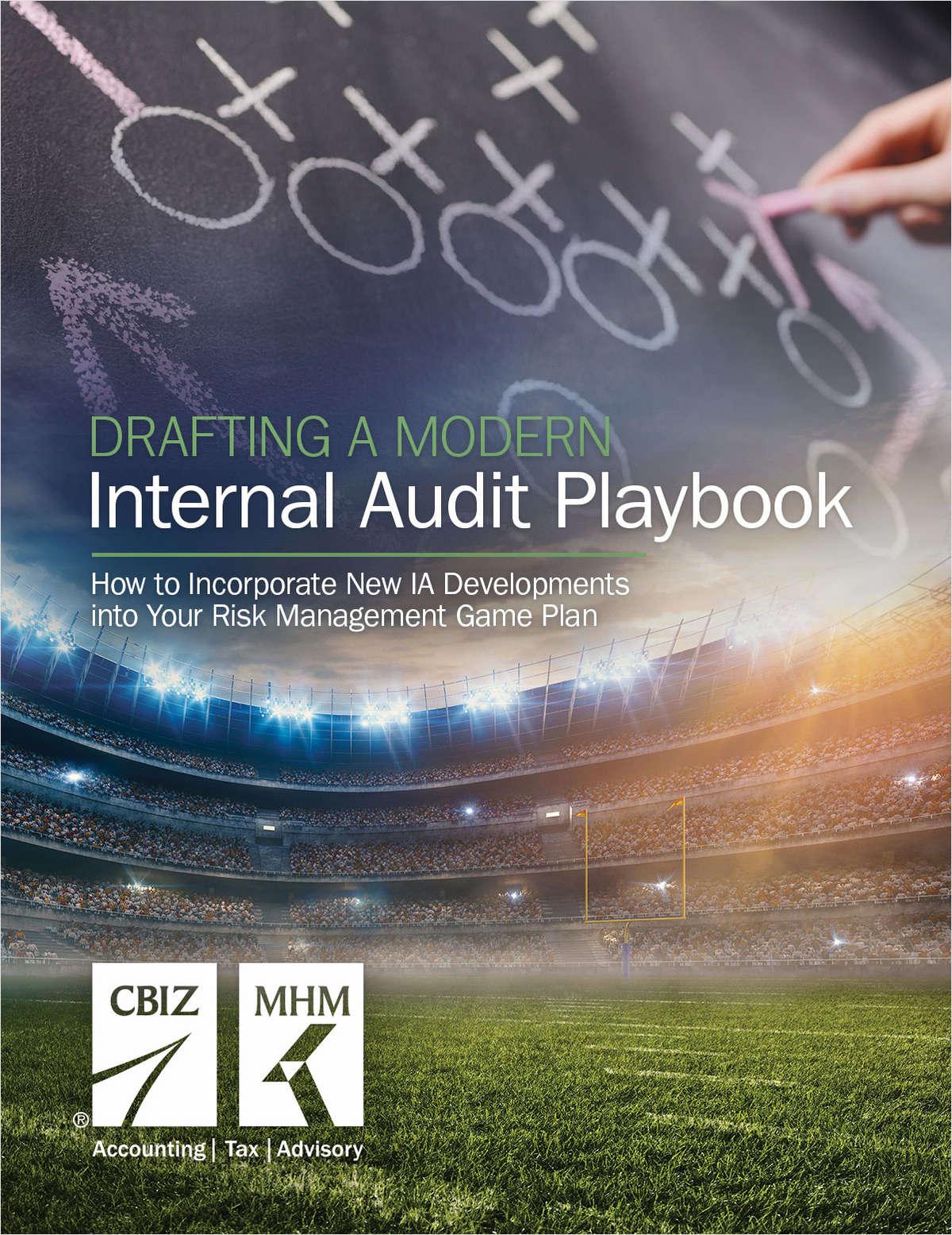 Your Modern Internal Audit Playbook