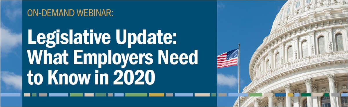 2020 Regulatory Affairs & Compliance Forecast