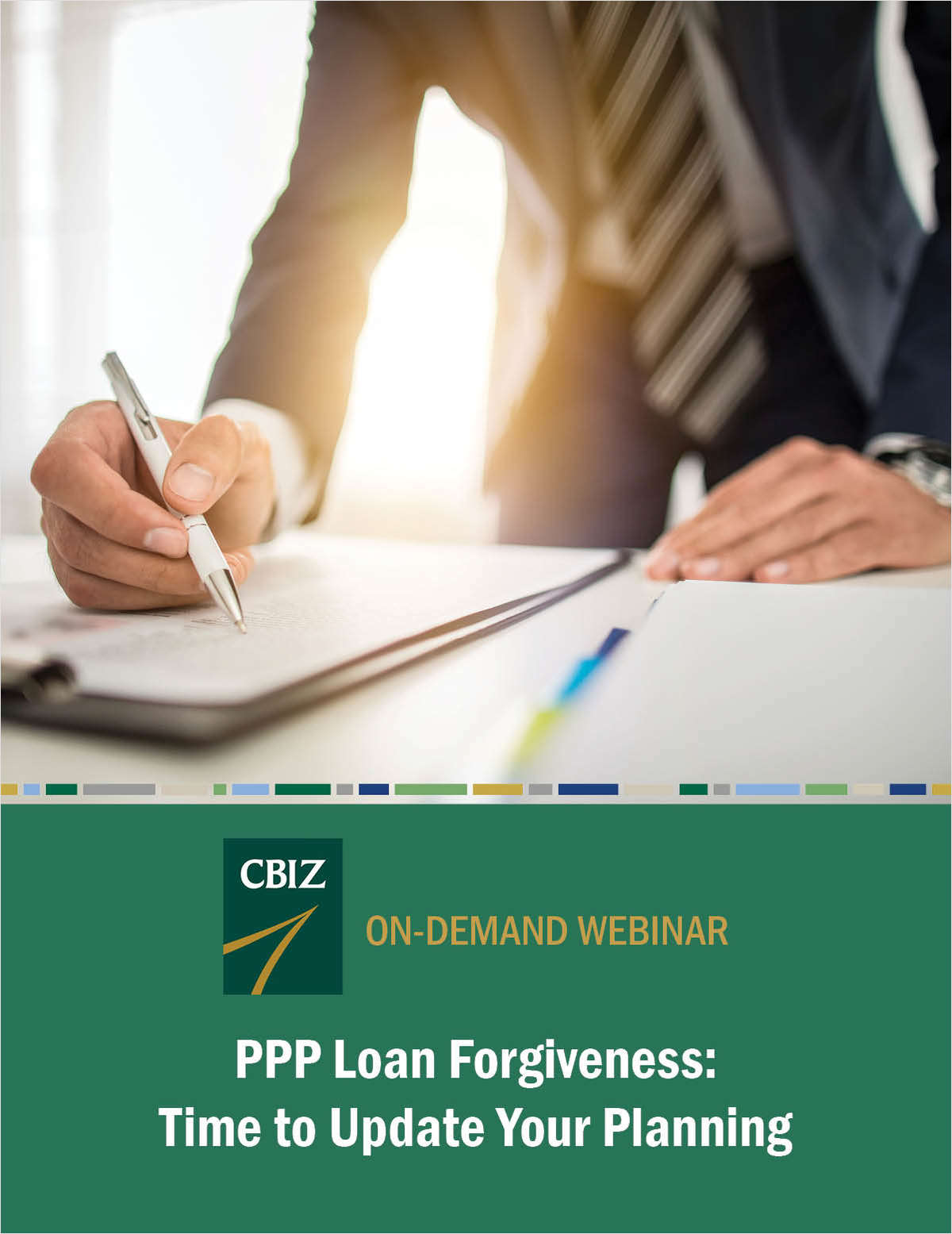 PPP Loan Forgiveness: Time to Update Your Planning