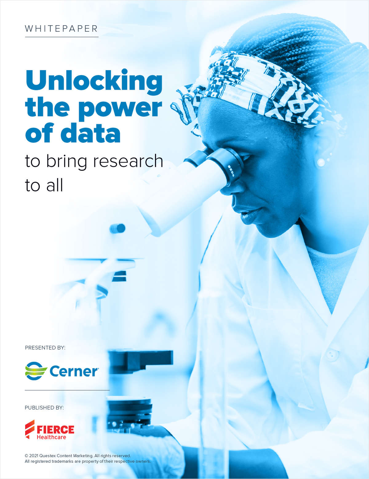 Unlocking the power of data to bring research to all
