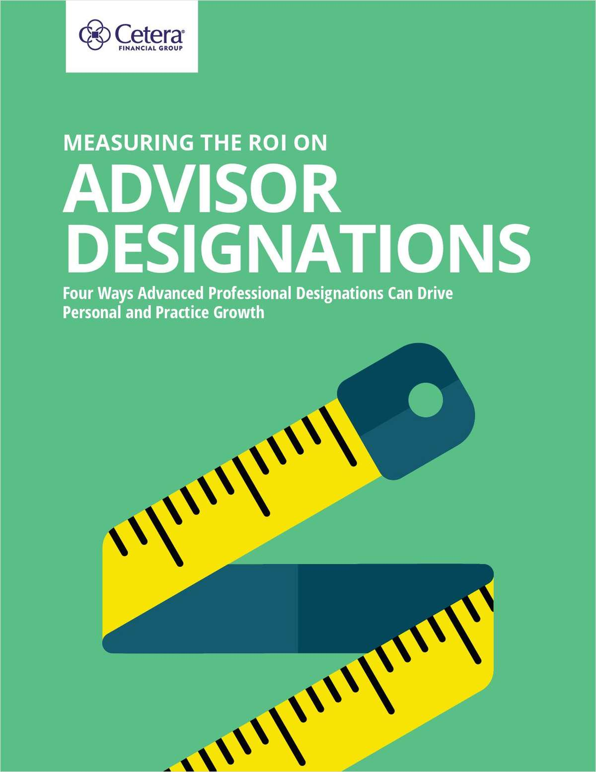 Measuring the ROI on Advisor Designations