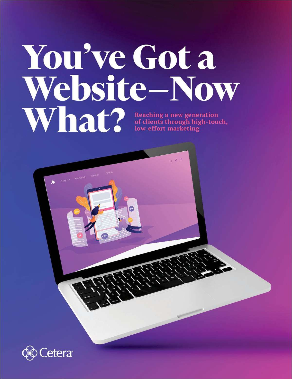 You've Got a Website -- Now What?