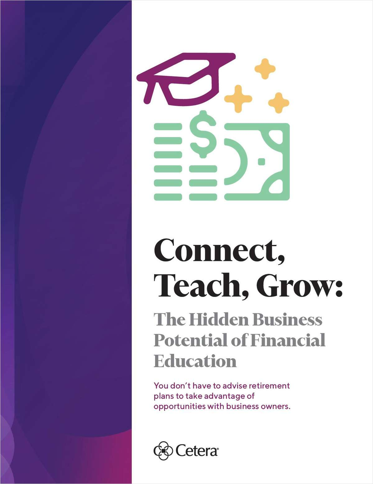 Connect, Teach, Grow: The Hidden Business Potential of Financial Education