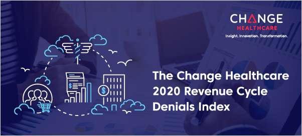 2020 Revenue Cycle Denials Index