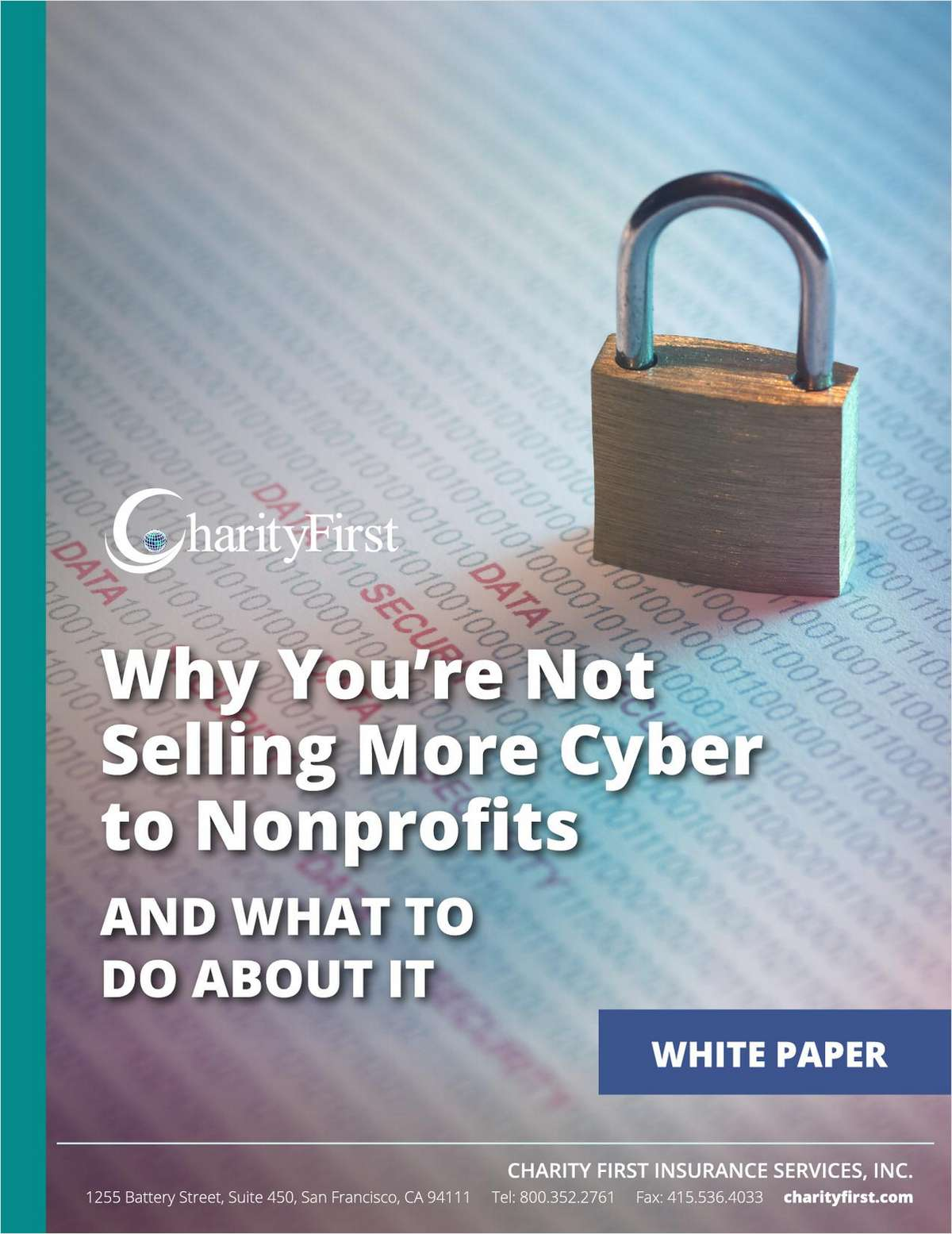 Why You're Not Selling More Cyber to Nonprofits and What To Do About It