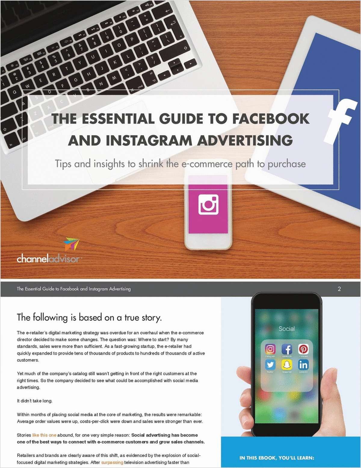 The Essential Guide to Facebook and Instagram Advertising