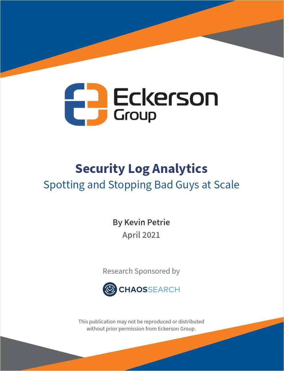 Security Log Analytics