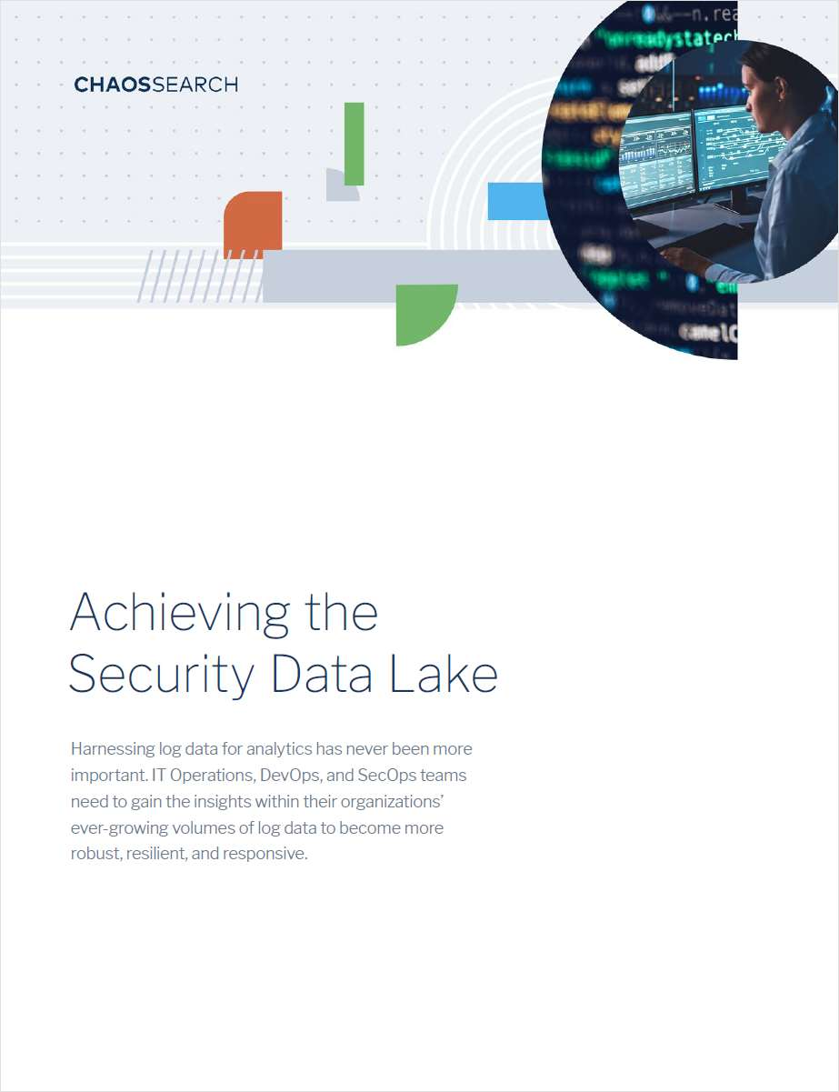 Achieving the Security Data Lake