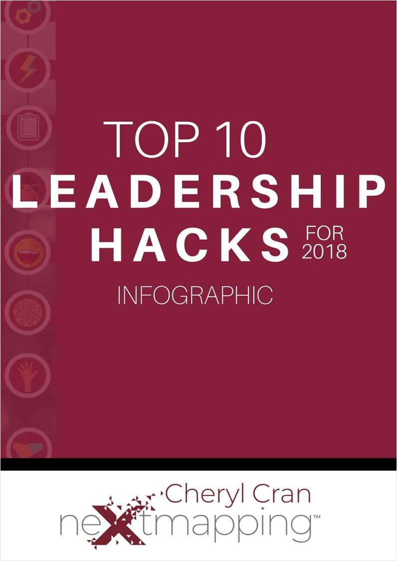 Top 10 Leadership Hacks for 2018
