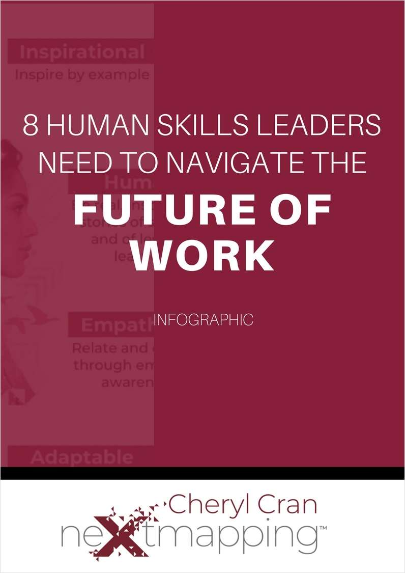 8 Human Skills Leaders Need to Navigate the Future of Work