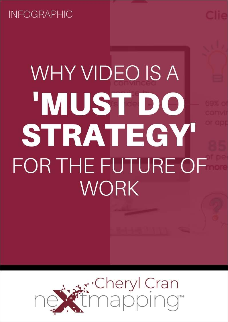 Why Video is a 'Must Do Strategy' for the Future of Work