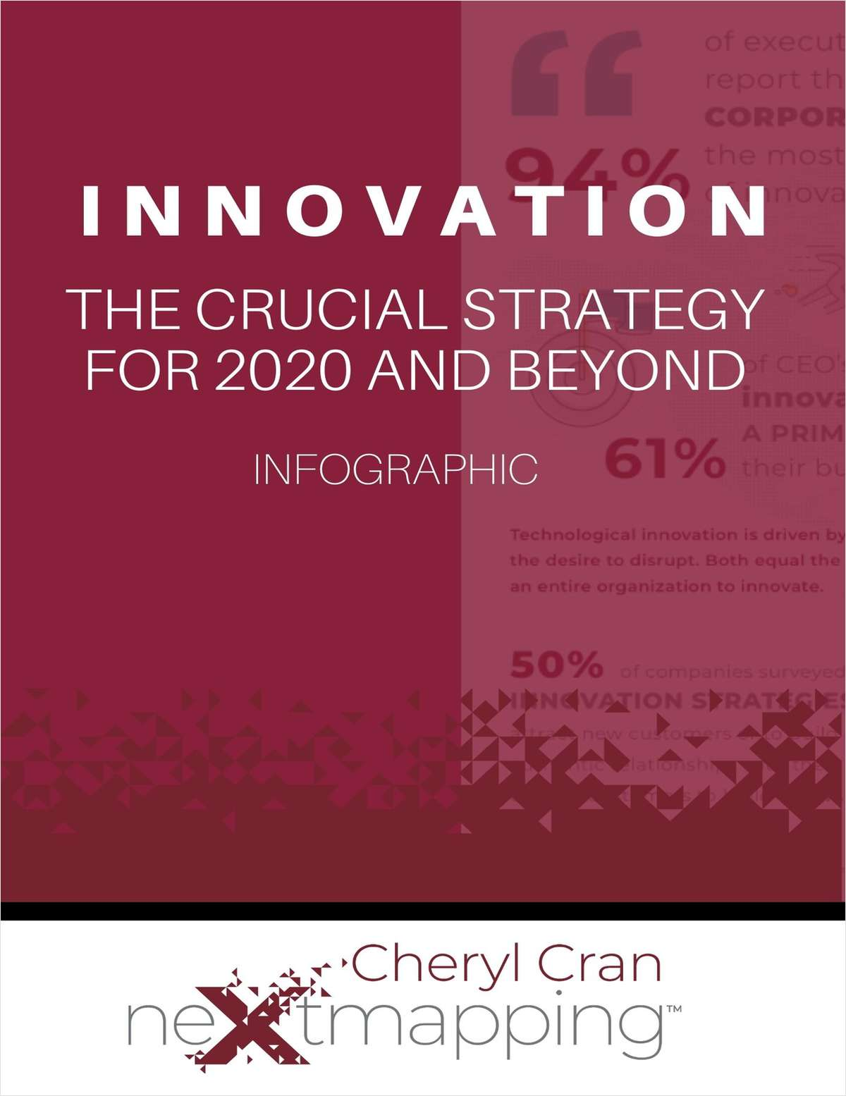 Innovation: The Crucial Strategy for 2020 and Beyond