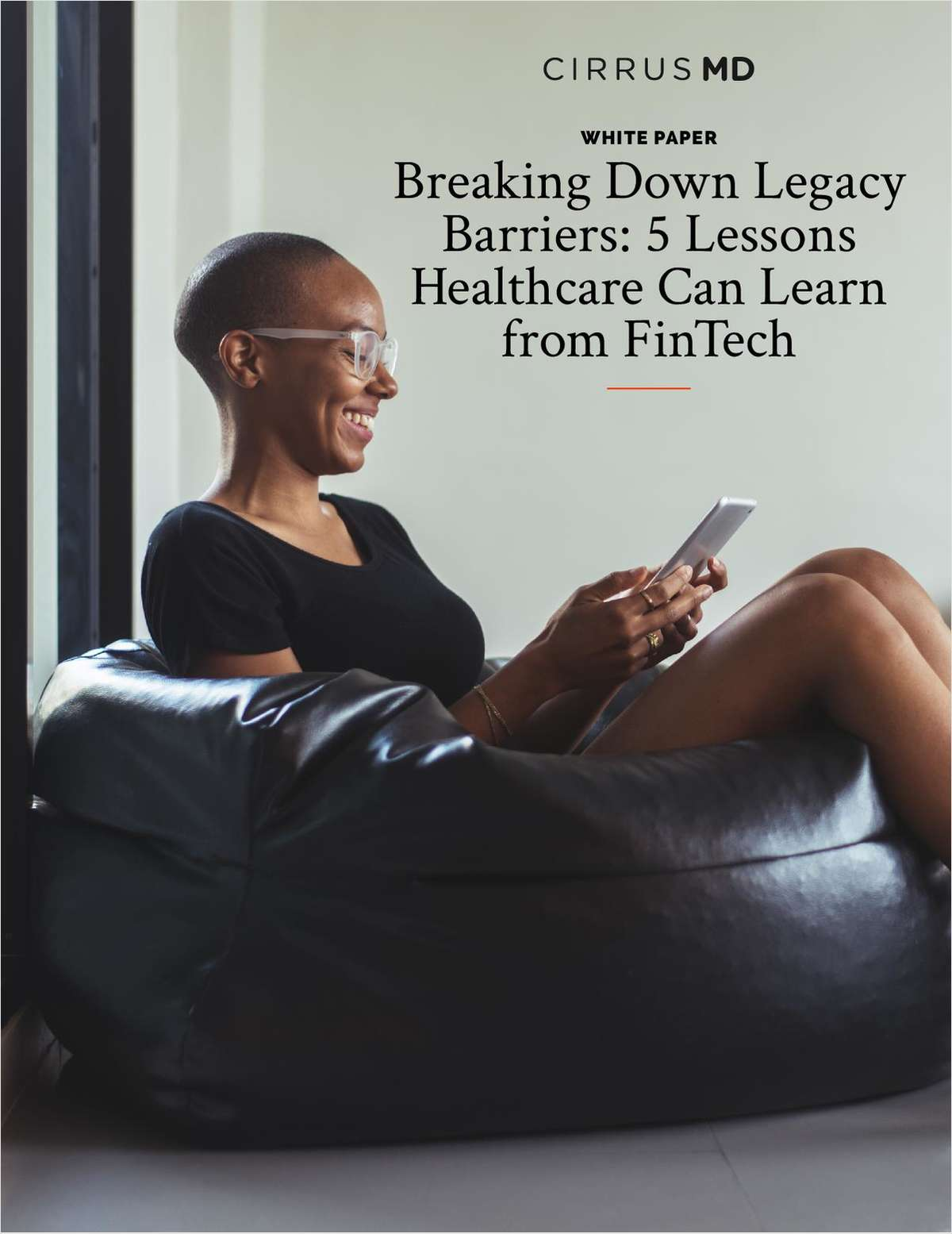 Breaking Down Legacy Barriers: 5 Lessons Healthcare Can Learn from FinTech