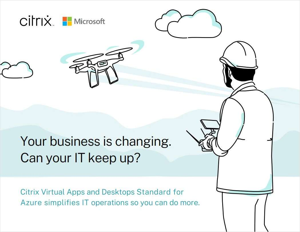 Your Business is Changing. Can Your IT Keep Up