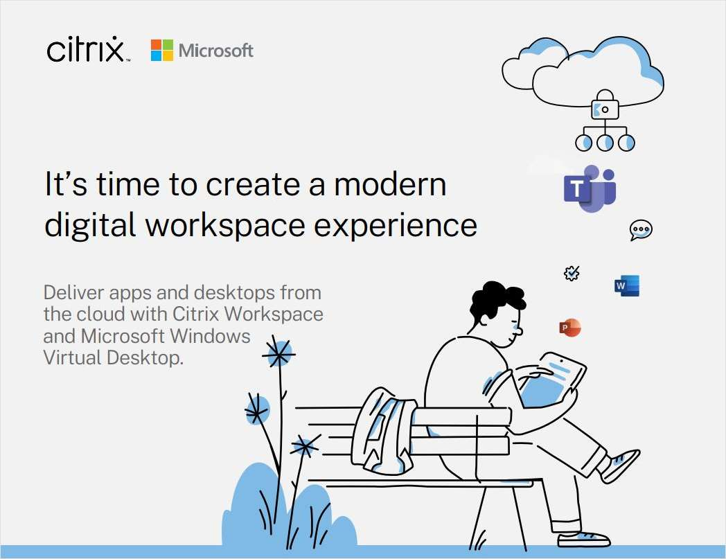 It's Time to Create a Modern Digital Workspace Experience
