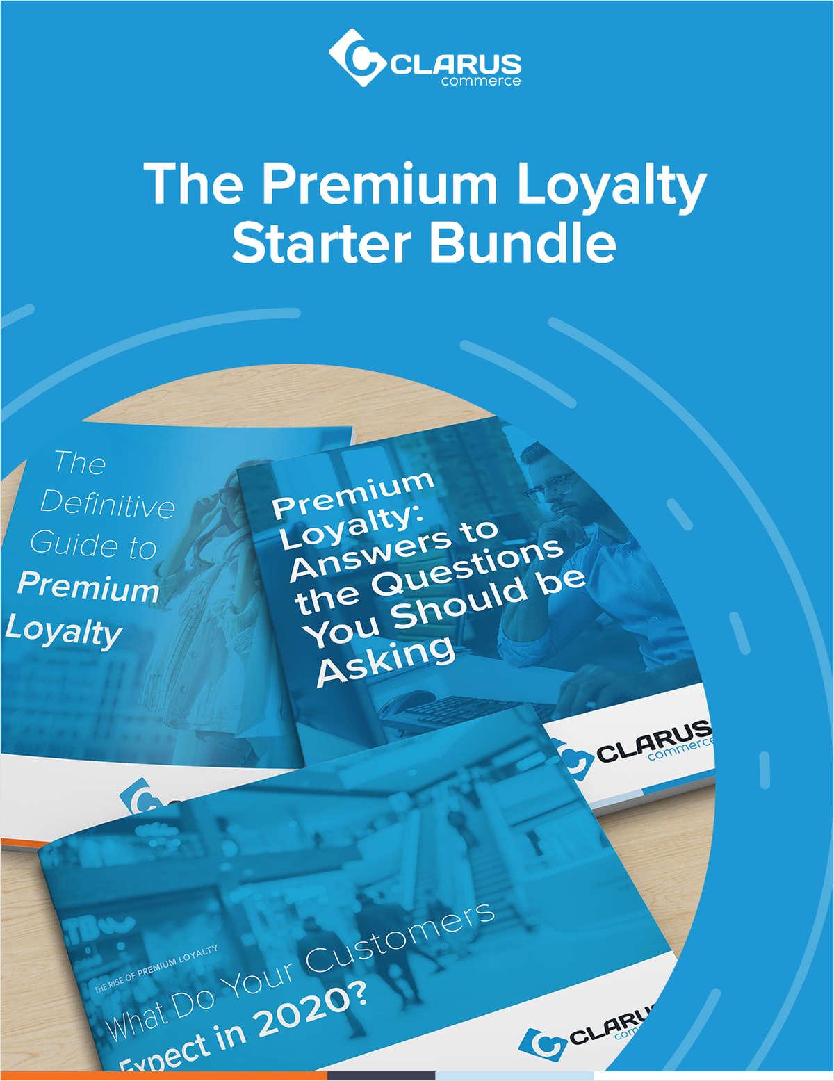 The Premium Loyalty Starter Bundle